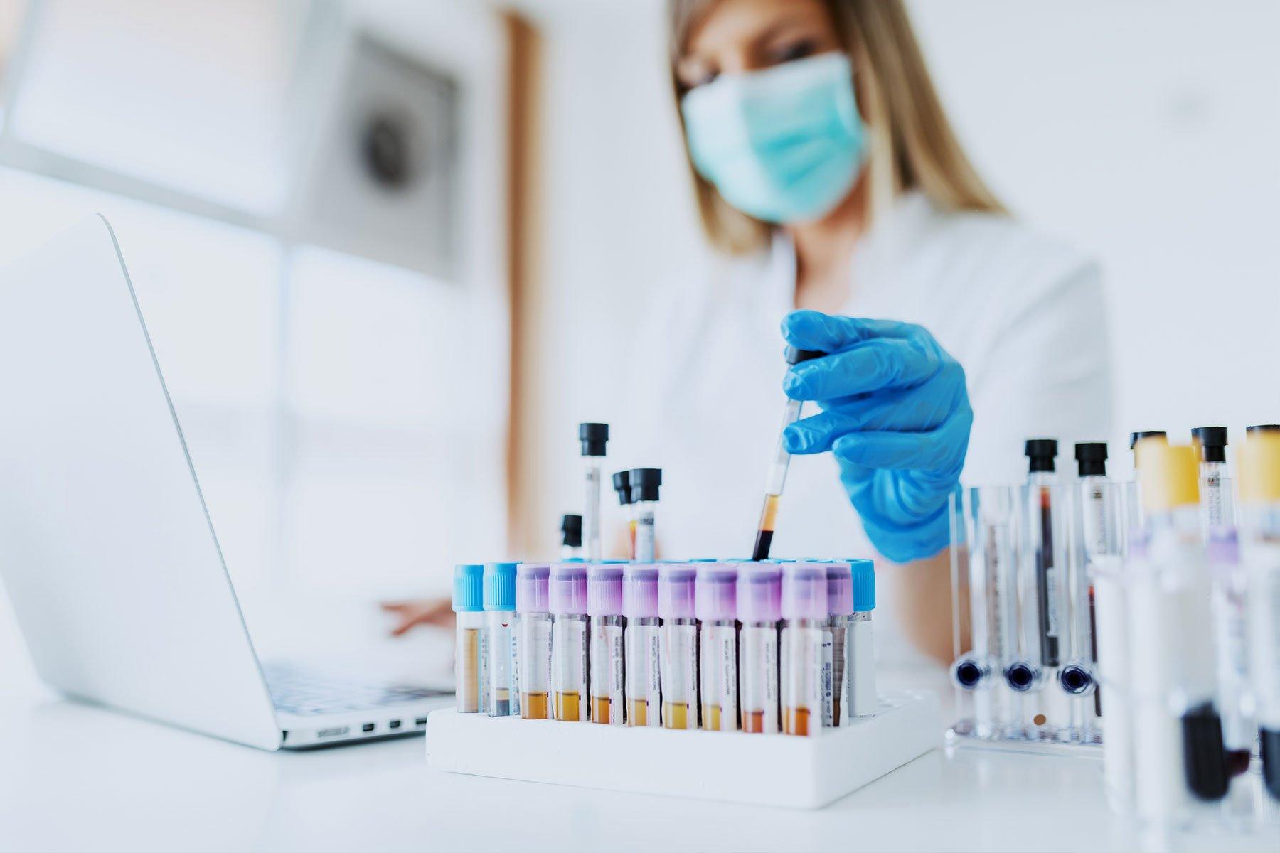 Dr. Jack's Lab Testing