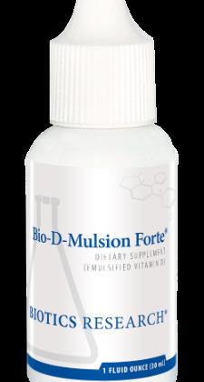 Biotics - Bio-Ae-Mulsion Forte 1 oz